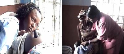 verdige smils arbeid i sierra leone går bl.a ut på å gi helsefaglig utdanning