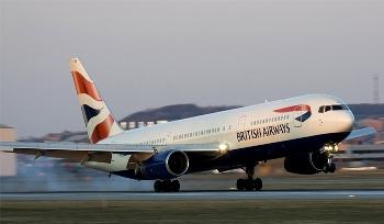 når du skal besøke ditt fadderbarn er flyet fra London til Lungi en mulighet