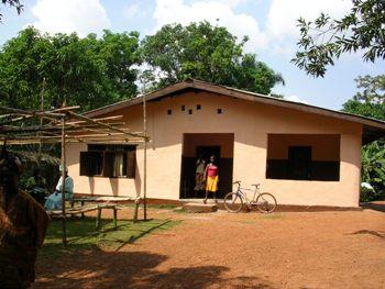 overnatting i Sierra Leone når du skal besøke ditt fadderbarn