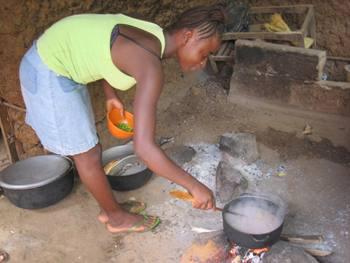 tilberedning av mat når du skal besøke ditt fadderbarn