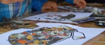 Les om vårt arbeid innen kunst og håndtverk