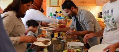 Les om vårt arbeid med matkollektiv